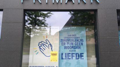 """Extinction Rebellion verklaart Hasseltse winkels 'permanent gesloten': """"Coronavirus is olie op vuur van de klimaatcrisis"""""""