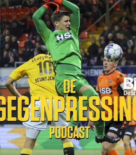 De Gegenpressing Podcast   'Azzagari verdient waardering, de grote Nijhuis-show en haalt NAC de play-offs wel?'