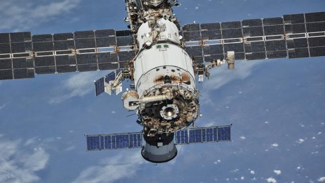 Opnieuw scheurtjes gevonden in Russisch segment ruimtestation ISS