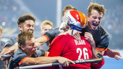Red Lions treffen Nederland in finale: Oranje klopt Australië na shoot-outs
