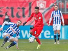 FC Twente krijgt kansen genoeg, maar weet tegen Heerenveen weer niet te scoren