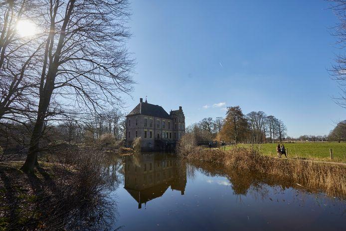 Kasteel Vorden aan de Horsterkamp in Vorden.