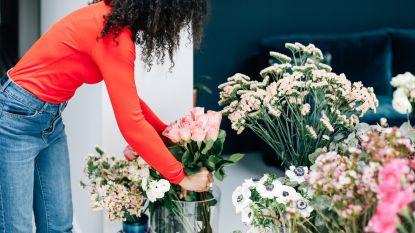 Volgens wetenschappers doe je iemand echt veel plezier met een boeketje bloemen