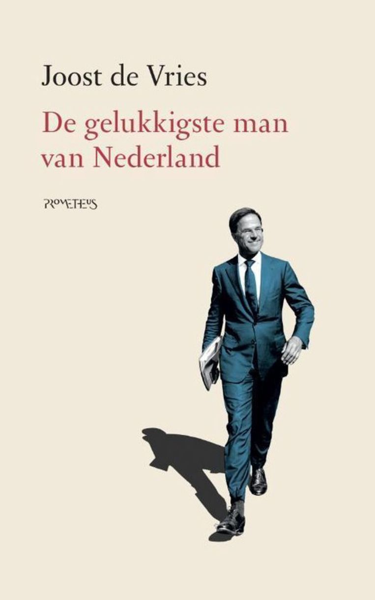 Joost de Vries De gelukkigste man van Nederland Beeld RV