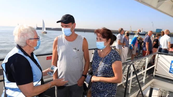 Op de Westerschelde Ferry leer je heel wat bij: 'Daar ligt niet Engeland, maar Antwerpen'