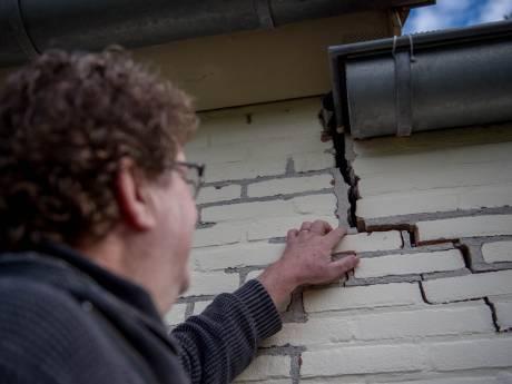 Ministers buigen zich over verzakkende huizen