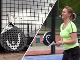 Padel is razendpopulair: 'Veel explosiever dan tennis'