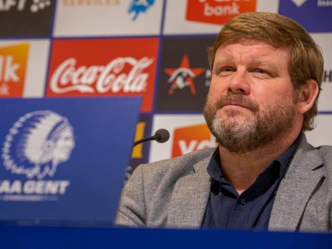 """Vanhaezebrouck wijst z'n spelers op hun plichten: """"Ze snappen het niet? Zelfs de materiaalman snapt het"""""""