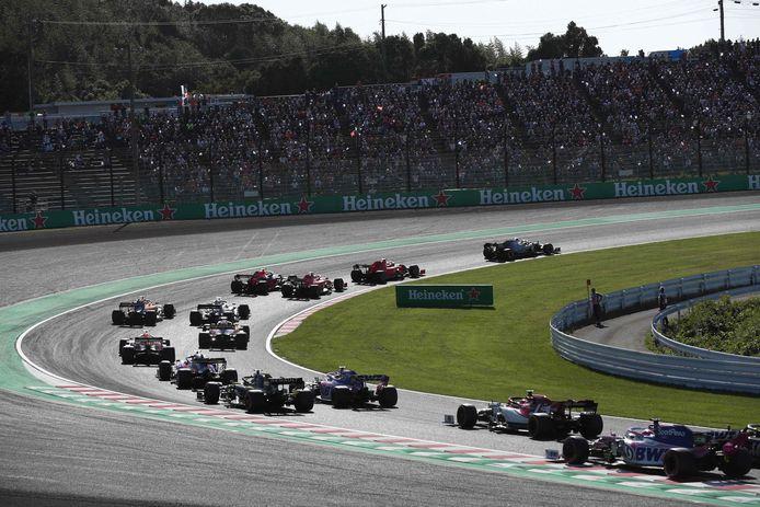 Le Grand Prix du Japon en 2019
