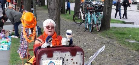 Gert Geurtsen was kleuterjuf in Helmond, maar is nu Oma Boekentas in Oisterwijk
