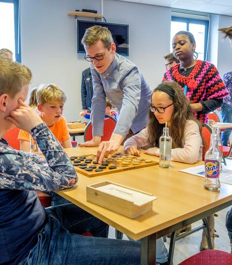 Simon Harmsma Nederlands kampioen dammen voor pupillen
