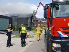 Zonnepanelen op Apeldoorns huis in vuur en vlam