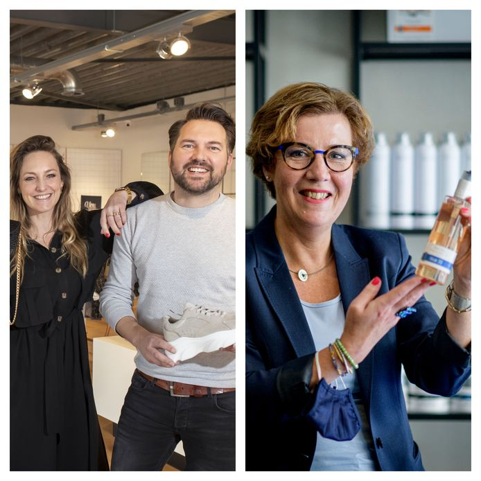 Henrike en Maarten ten Voorde van Guts & Gusto breiden uit en openen in december een nieuwe winkel aan de Langestraat in Enschede. Starter Brigitte Brus van Homeostase opende haar cosmeticawinkel Homeostase aan de Haverstraatpassage.