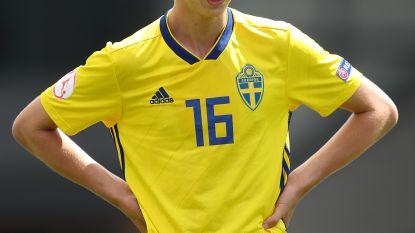 """Zweeds toptalent Nygren kiest voor Racing Genk: """"Meer druk dan op Zlatan toen die 17 was"""""""