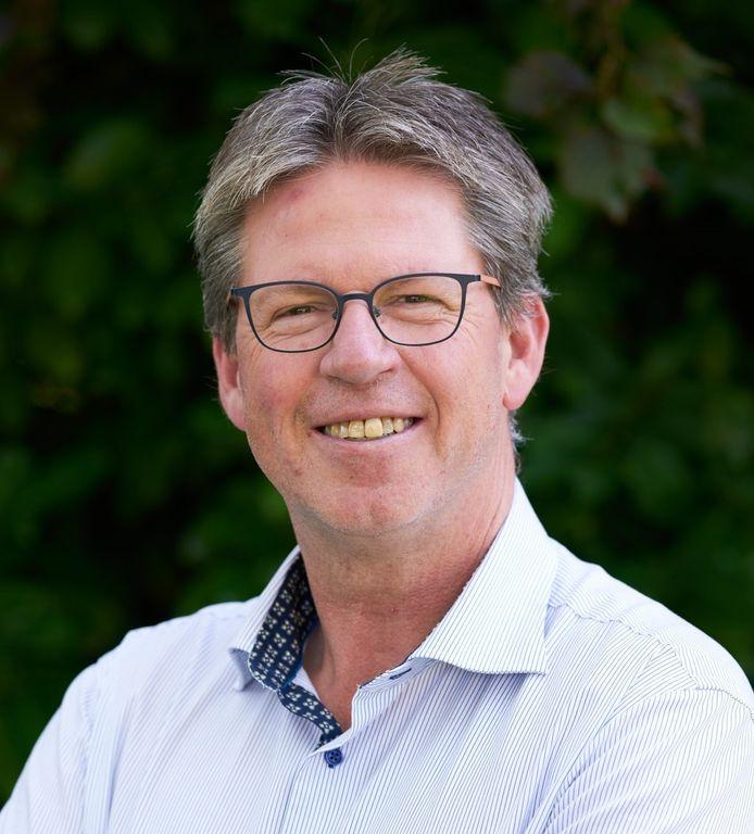 Lambert van  der Ven, directeur kindcentrum Aventurijn Uden