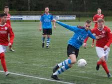 De Boys uit Arnhem winnen van die uit Dieren: 0-2