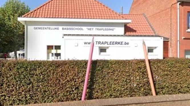 Basisschool Het Trapleerke uitgebreid met 4 nieuwe klaslokalen om plaatsgebrek op te lossen