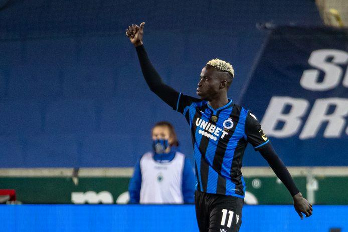 Krépin Diatta leverde Club Brugge 20 miljoen euro op.