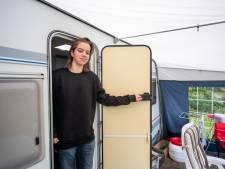 Hospita biedt Friese student in Deventer woonruimte aan: 'Bizar dat hij op een camping moet zitten'
