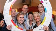 Eline De Munck en Bob Geraets te gast op Feest van de Denderleeuwse Ondernemers