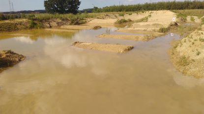 Kinderziekte BMX-parcours wordt weggewerkt: extra sleuven nodig om regenwater te laten wegvloeien