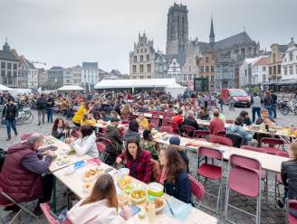 EVA organiseert woensdag Langste Veggietafel