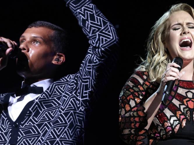 """Adele, Coldplay en Stromae bestoken hitlijsten, maar niet iedereen is even vernieuwend: """"Dit is niet zonder risico"""""""
