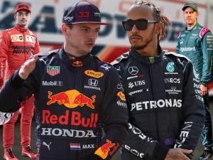 Dit is de grote F1-gids: van alle starttijden van de GP's tot portretjes van de coureurs