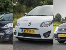 Getipt: goedkope auto's voor beginners