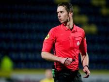 NAC - Jong AZ onder leiding van Bax, Gözübüyük fluit bekerduel met PSV