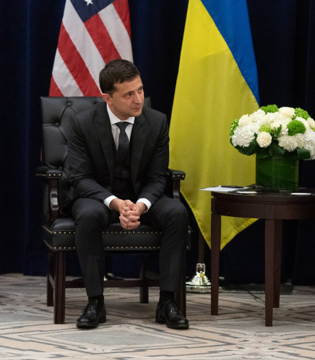 L'Ukraine n'interviendra pas dans l'enquête en vue de la destitution de Trump
