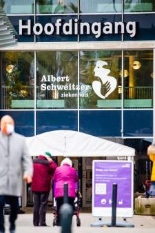 Albert Schweitzer ziekenhuis sluit, ondanks corona, het financieel jaar positief af