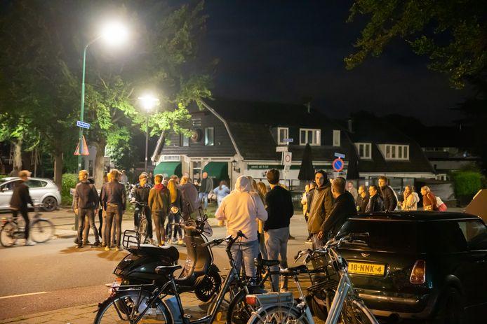 Tientallen jongeren trokken zaterdagnacht naar café De Kuil in Soest