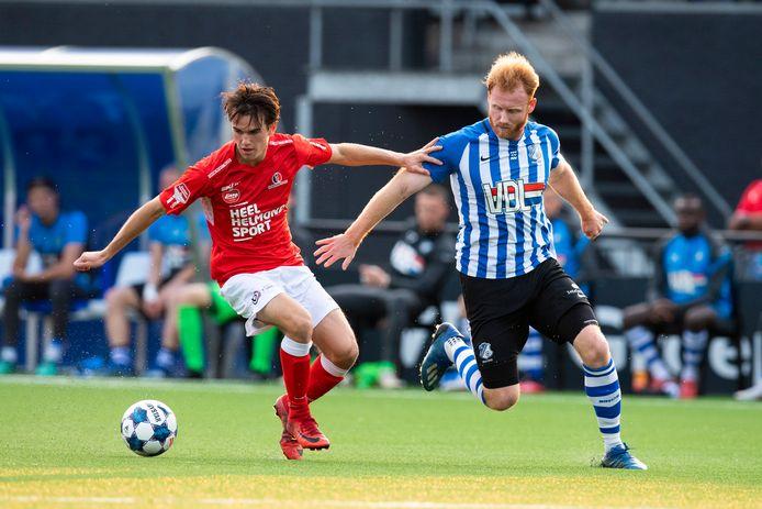 Op 11 september 2020 eindigde de laatste ontmoeting tussen FC Eindhoven en Helmond Sport in 0-0.