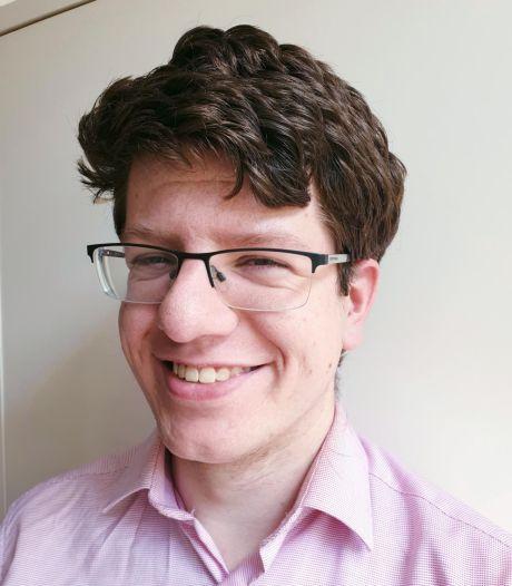 GPR Burgerbelangen in Rheden krijgt met Thomas Eskes (26) een superjonge lijsttrekker
