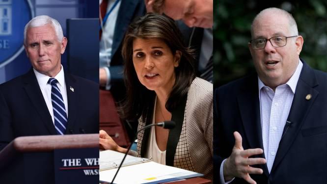 Vicepresident, ambassadeur of gouverneur: welke van deze Republikeinen houdt Trump tegen?
