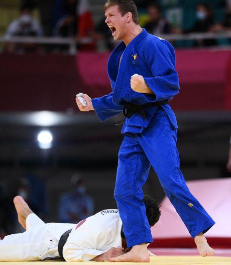 Et de deux pour la Belgique: victoire par ippon et médaille de bronze pour Matthias Casse