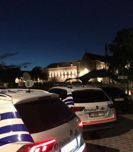 Tot 700 man op Bijlokesite na drukke avond in Gentse binnenstad: 5 aanhoudingen