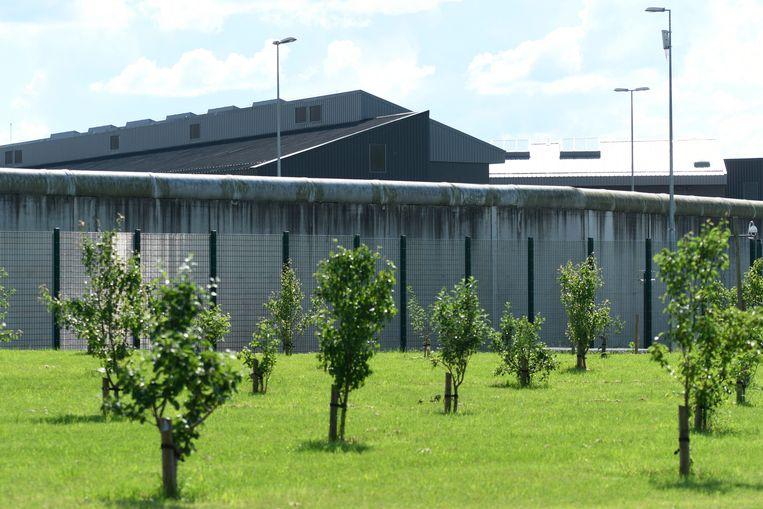 Een cipier van de gevangenis van Marche-en-Famenne zou zaterdag een rapport opgesteld hebben waarin hij zich zorgen maakte over de radicalisering van de dader van Luik, Benjamin Herman. Beeld Photo News