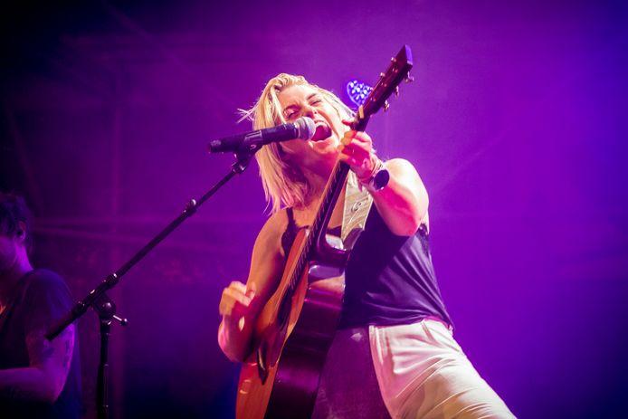 Miss Montreal zou de hoofdact zijn op het Enjoy Live Festival.