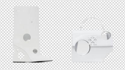 Off-White maakt accessoires gebaseerd op ... gatenkaas