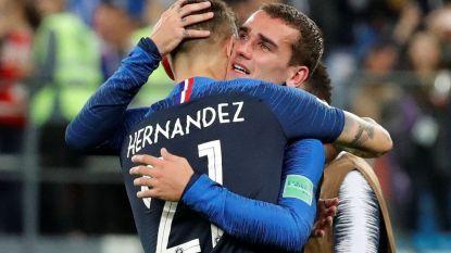 Derde WK-finale voor 'Les Bleus', die nu Nederland evenaren