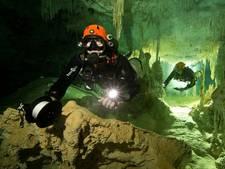 Langste onderwatergrottenstelsel ter wereld ontdekt in Mexico