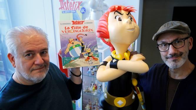 """'Vader' van Asterix: """"Nieuw album in oktober"""""""