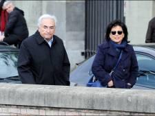 Anne Sinclair évoque sa séparation avec DSK
