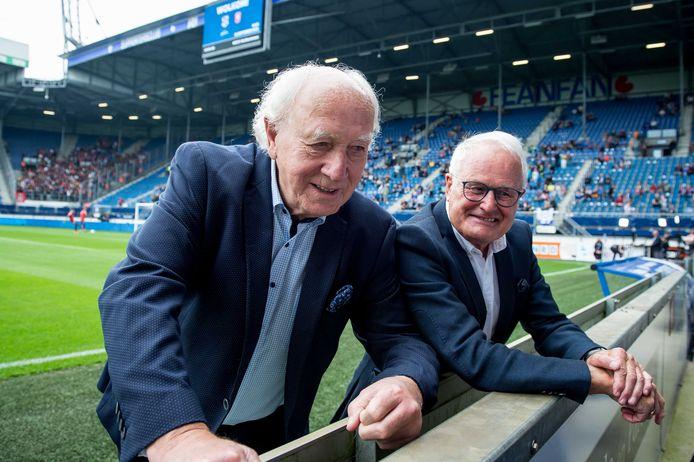 Riemer van der Velde en Foppe de Haan.