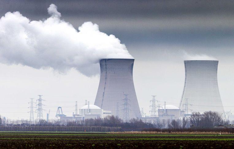 Kerncentrale van Doel Beeld ANP