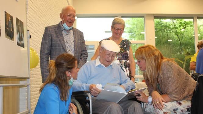 Etienne Maes viert 100ste verjaardag: hele familie komt pépé feliciteren