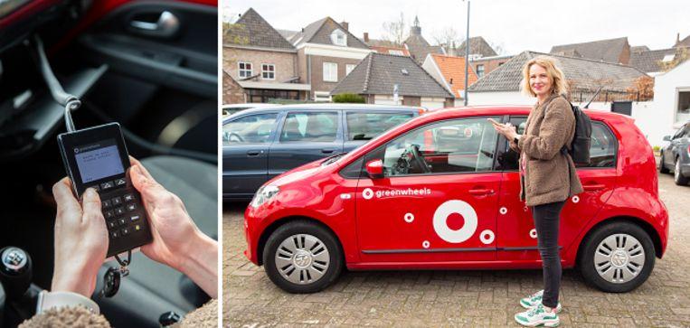 Er zijn al meer dan 64.000 deelauto's en 730.000 autodelers in Nederland Beeld