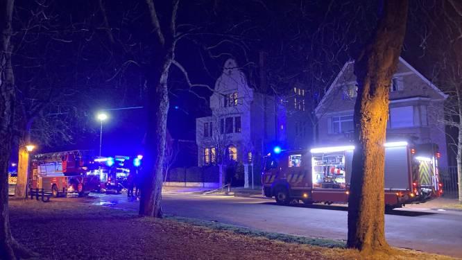 Brand in alleenstaand bijgebouw van woning in Miljoenenkwartier